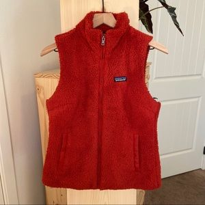 Patagonia Los Gatos Orange Vest